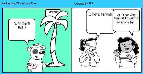 Idiomcomic